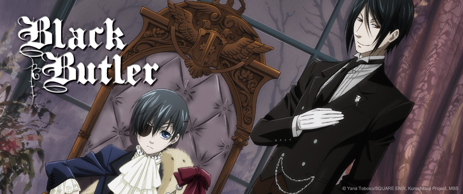 Ani-view: Black Butler, Part 1