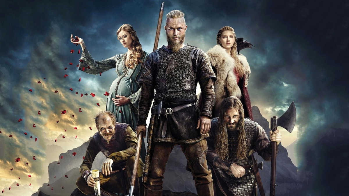 Vikings: Nordic Fact & Fiction