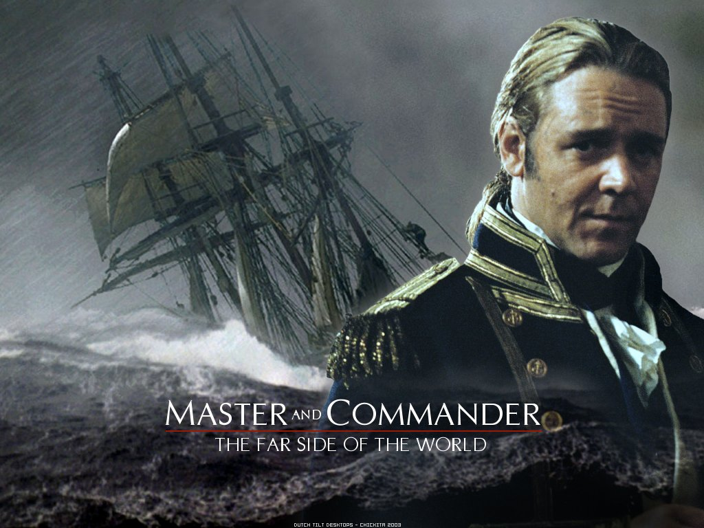 Master & Commander: The Far Side of the Theater