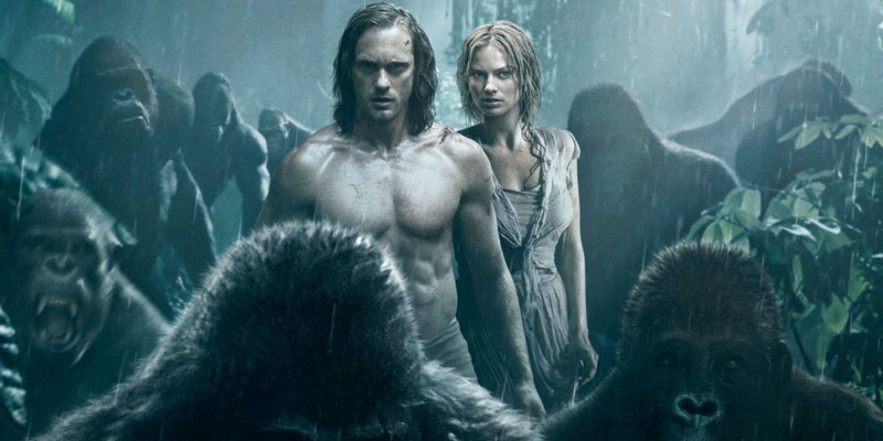 Tarzan: King of the Cinema?