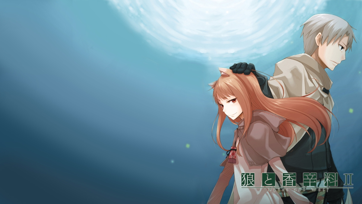Ani-view: Spice & Wolf