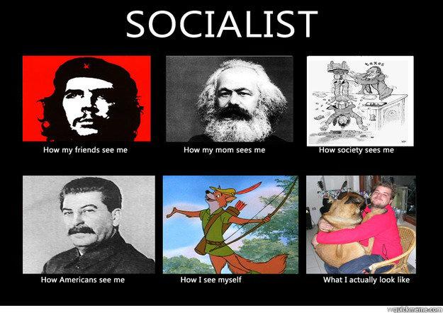 Socialism Socially Broken It S Been Real