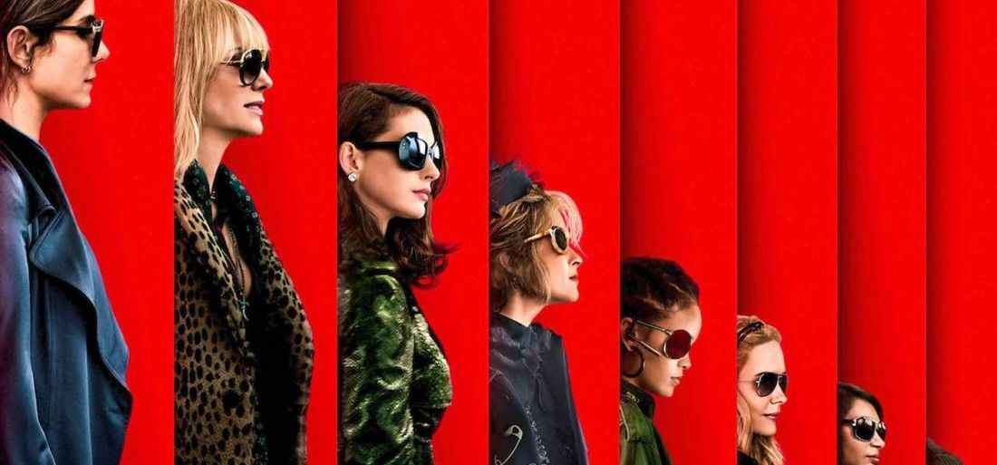 Ocean's 8 – An Ocean of What the F*ck?!