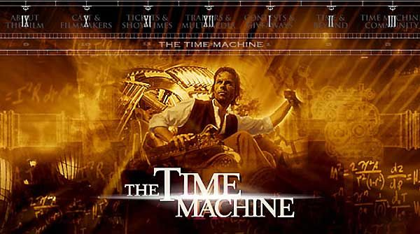 The Time Machine – Hollywood vs. Wells