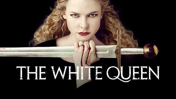 The White Queen: Red Bleached White